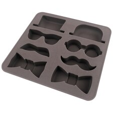 Gentleman's Ice Tray in Brown
