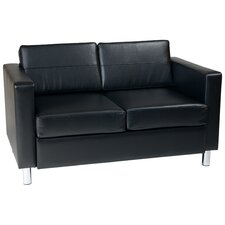 Pacific Loveseat in Black