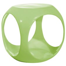 Slick End Table in Green