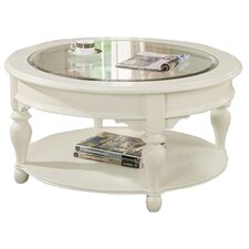 Essex Coffee Table in White