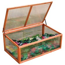 Cold Frame Greenhouse in Natural