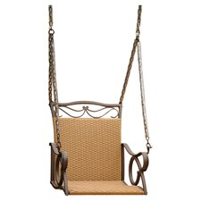 Valencia Porch Swing in Pecan
