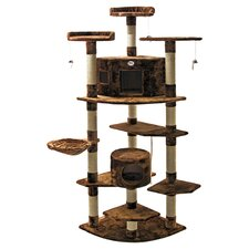 Kramer Cat Tree in Brown