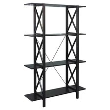 Anna Bookshelf in Black