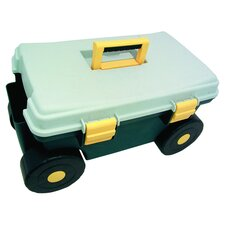 Garden Tool Cart in Green