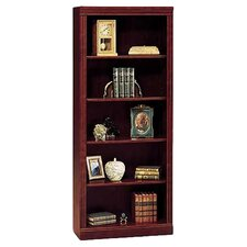 Saratoga Bookcase in Harvest Cherry