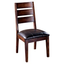 Willow Side Chair in Burnished Brown