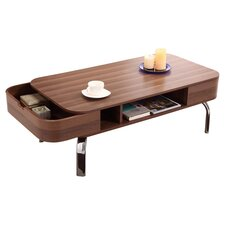 Lawson Coffee Table in Walnut