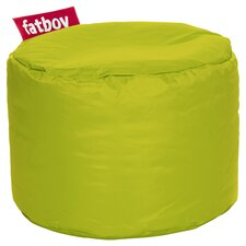 Point Bean Bag in Lime Green
