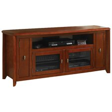 "West Side 64"" TV Stand in Walnut"