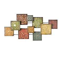 Bijou Square Panel Wall Décor