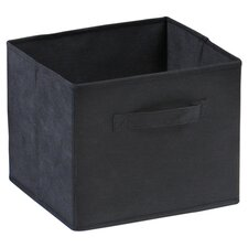 Capri Foldable Basket in Black