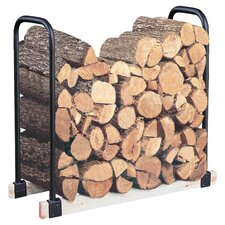 Landmann Log Rack in Black