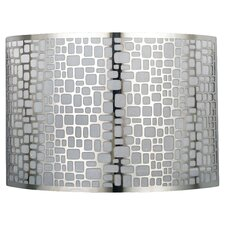 Benito 1 Light Wall Sconce in Chrome