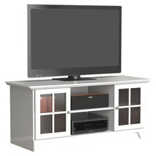 Pinnacle 56'' TV Stand in White