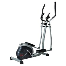 Magnetic Elliptical Trainer in Grey