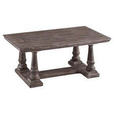 Pilsen Coffee Table in Weathered Gray