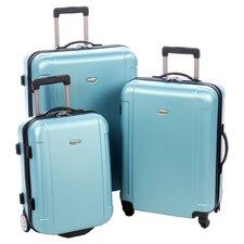 Escape 3 Piece Luggage Set in Blue