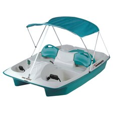 Sundolphin Pedal Boat in Teal
