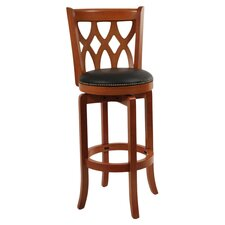 "Cathedral 29"" Barstool in Cherry"