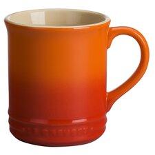 Stoneware Mug, Flame