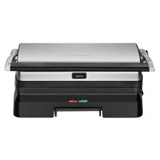 Griddler Grill & Panini Press in Black