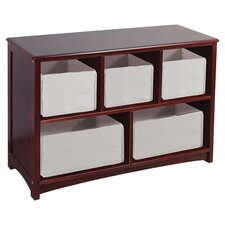 Classic Storage Shelf in Espresso