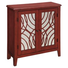 Cabinet in Burnished Red