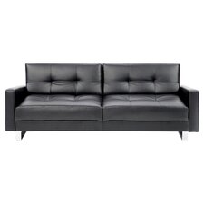 Palacio Convertible Sofa in Black