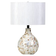 Dover Foxcroft Table Lamp in Ivory