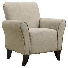 Sasha Arm Chair in Barley Tan