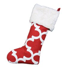 Fynn Timberwolf Macon Stocking in Red