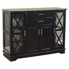 Aria Sideboard in Black