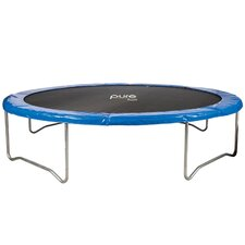 14' Trampoline in Blue