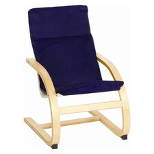 Kiddie Rocking Chair in Blue