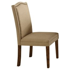 Randall Parsons Side Chair in Ivory