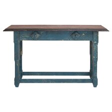 Bazaruto Console Table in Blue