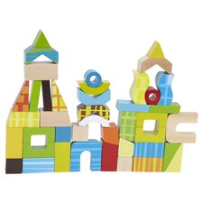 PBS Exploration City Block Set