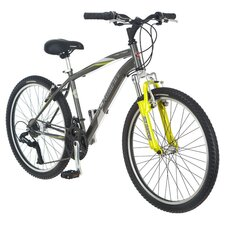 High Timber Front Suspension Mountain Bike in Black