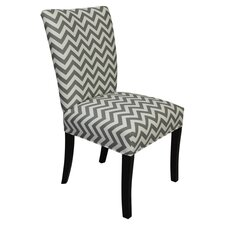 Julia Side Chair in Grey