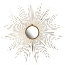 Marinda Mirror in Gold