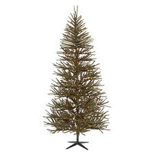 Vienna Twig Pre-Lit Clear 5' Artificial Christmas Tree