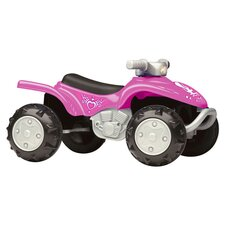 Trail Runner ATV in Pink