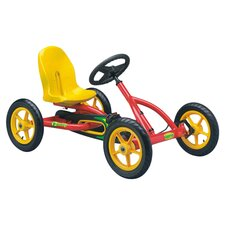 Buddy Pedal Go-Kart in Yellow