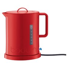Ibis Electric Tea Kettle in Red