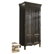 Summer Hill Cabinet in Midnight Brown