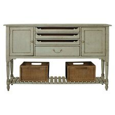 Great Rooms Farmhouse Sideboard in River Rock