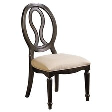 Summer Hill Side Chair in Midnight