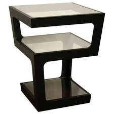 Clarkson End Table in Black