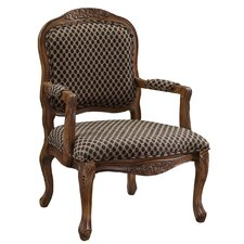 Edgehill Arm Chair in Brown